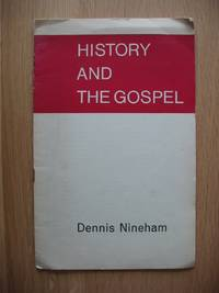 image of History and the Gospel  -  The Charles Gore Memorial Lecture Delivered in Westminster Abbey on 8th November 1966