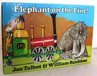 Elephant on the line!