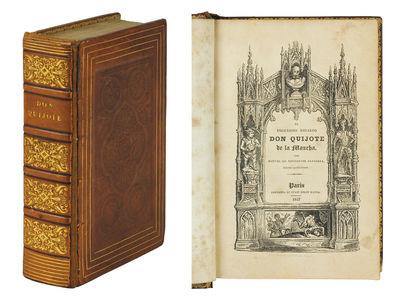 12mo. Paris: Imprenta de Julio Didot Mayor, 1827. 12mo, 616 pp. Illustrated with engravings. Full ca...