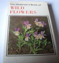 image of Observer's Book of Wild Flowers (Observer's Pocket S.)
