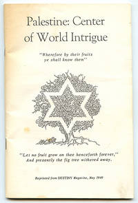 image of Palestine: Center of World Intrigue