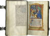 View Image 2 of 4 for BOOK OF HOURS (Use of Rome), illuminated manuscript on parchment in Latin and French Inventory #BOH 160