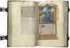 View Image 4 of 4 for BOOK OF HOURS (Use of Rome), illuminated manuscript on parchment in Latin and French Inventory #BOH 160