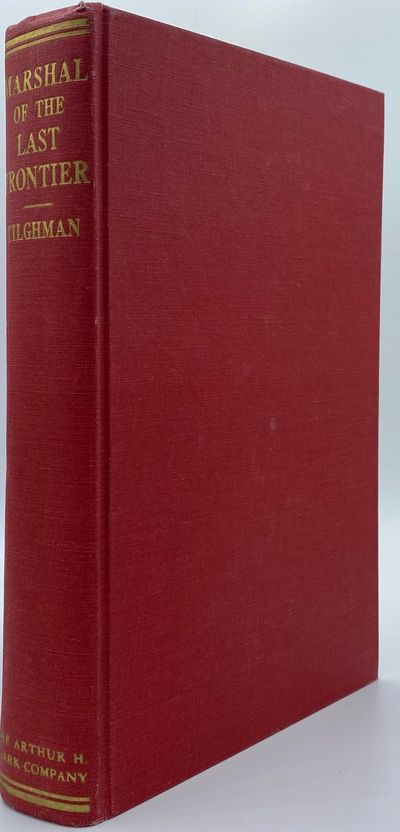 Glendale: Arthur H. Clark Company, 1964. Revised Edition. 390pp. Octavo Red cloth with the title and...