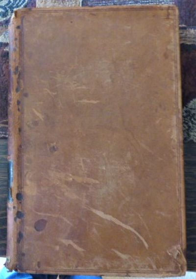 New York: James Kent, 1851. FOUR VOLUMES uniformly bound. Leather spine labels and previous owner's ...