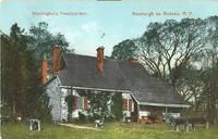 Washington's Headquarters, Newburgh on Hudson, New York 1909 used Postcard