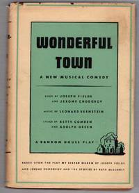 Wonderful Town: A New Musical Comedy