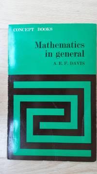 Mathematics in general.