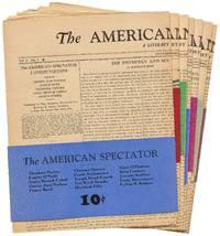 The American Spectator - Vol. 1, Nos. 1-7
