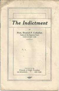 Irish American Lawyer Easter Rebellion The Indictment