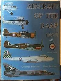 image of Aircraft of the RAAF 1921-71 -- Jubilee Edition