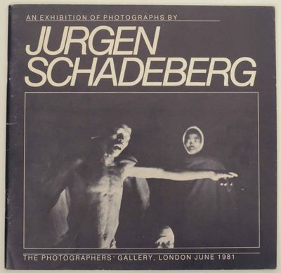 London: The Photographers' Gallery, 1981. First edition. Softcover. 48 pages. Exhibition catalog for...
