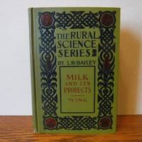 image of Milk and Its Products (The Rural Science Series)