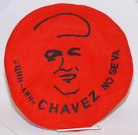 image of ¡¡Uhh-ahh!! Chavez no se va [red beret]