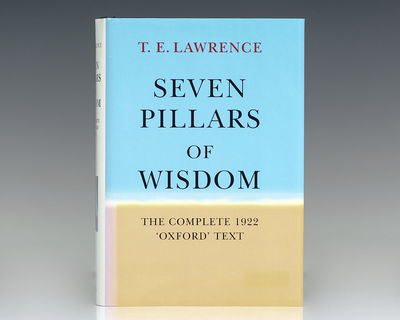 Fordingbridge: J. and N. Wilson, 2004. First trade edition of the 'Oxford' Seven Pillars, being a th...