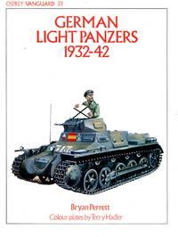 Vanguard No.33: German Light Panzers 1932-42