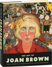 The Art of Joan Brown (First Edition)