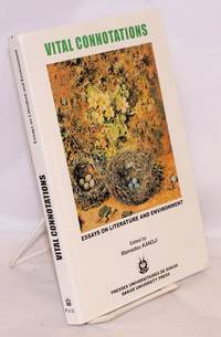 image of Vital connotations, essays on literature and environment
