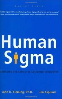 Human Sigma: Managing the Employee-Customer Encounter