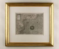 1607 Cornelis van Wytfliet's Norvmbega et Virginia
