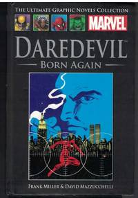 DAREDEVIL Born Again - the Marvel Ulitimate Graphic Novel Collection,  Volume 8