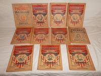 """11 issues of """"The Patriot"""", a Series of American Character Studies"""