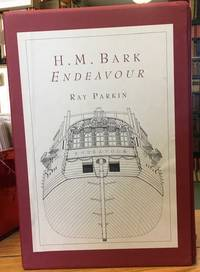 image of H. M. Bark Endeavour : Her Place in Australian History. With an Account of  her Construction, Crew and Equipment and a Narrative of her Voyage on the  East Coast of New Holland in the Year 1770. Two volumes in slipcase