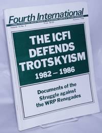 image of Fourth International 1986, vol. 13, No. 2, Autumn A Journal of Revolutionary Marxism
