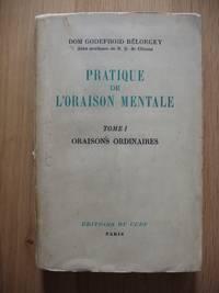 image of Pratique De L'Oraison Mentale