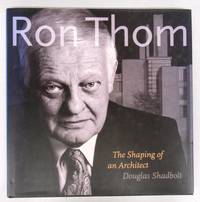 image of Ron Thom: The Shaping of an Architect
