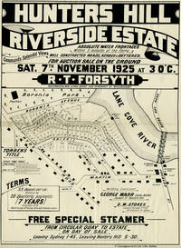 image of Riverside Estate Hunters Hill