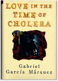 Love in the Time of Cholera. by  Gabriel GARCIA MARQUEZ - First U.S. edition / First printing. - 1988.  - from Orpheus Books and Biblio.com