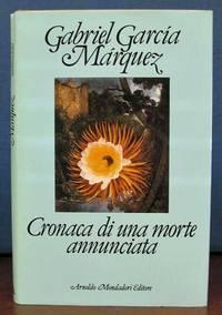 CRONACA De Una MUERTE ANUNCIATA.  Traduzione di Dario Puccini