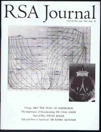 RSA Journal No. 5440 June 1993: The Journal of the Royal Society for the Encouragement of Arts,...