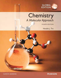 Chemistry: A Molecular Approach, Global Edn 4th Edition