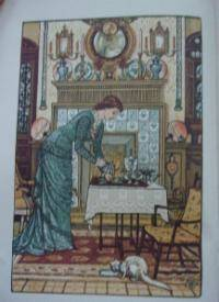 THE HOUSE BEAUTIFUL. ESSAYS ON BEDS AND TABLES, STOOLS AND CANDLESTIC
