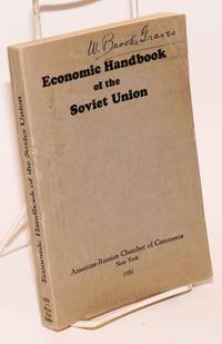 Economic Handbook of the Soviet Union