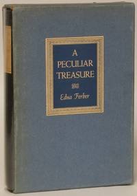 A Peculiar Treasure by Edna Ferber - Signed First Edition - 1939 - from Eureka Books and Biblio.com