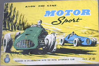 Motor Sport (Know the Game Series) by  V.L.P Davis - Paperback - 1957 - from Chapter 1 Books and Biblio.co.uk