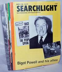 image of Searchlight, The International Anti-Fascist Monthly, 1998, Mar-Nov, Nos. 273-281