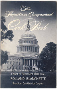 image of The Republican Congressional Cook Book
