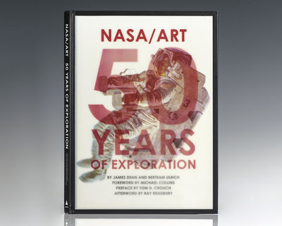 New York: Abrams, 2008. First edition of this wonderfully illustrated work on NASA. Quarto, original...