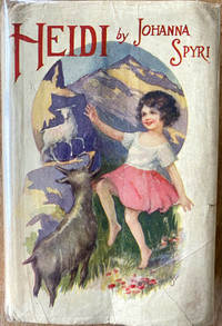 image of Heidi: A Child's Story of Life in the Alps, 'Boys and Girls Classics No 3.'