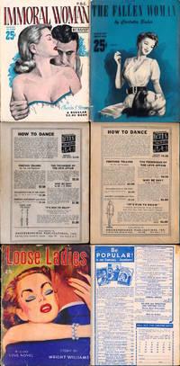 Knickerbocker (3 vintage digest paperbacks)