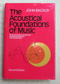image of The Acoustical Foundations of Music