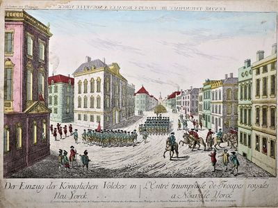 Augsburg: Academie Imperiale d'Empire des Arts Libereaux, 1778. NA. Good. A fanciful hand-colored re...
