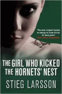 image of The Girl Who Kicked the Hornets' Nest (Millennium Trilogy) by Larsson, Stieg