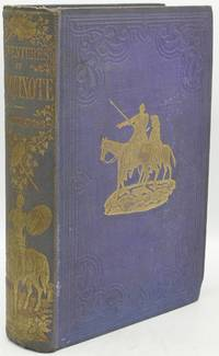[LITERATURE] ADVENTURES OF DON QUIXOTE DE LA MANCHA [2 VOLUMES BOUND TOGETHER]