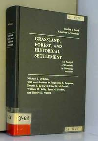Grassland- Forest- and Historical Settlement: An Analysis of Dynamics in Northeast Missouri