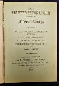 MASONIC / 19TH CENTURY from Chilton Books - Browse recent
